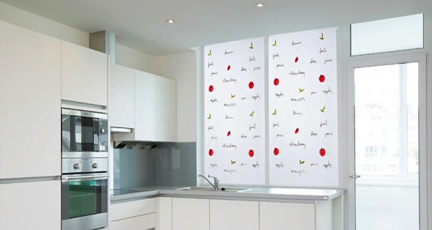 Estor enrollable frutas luque y merino for Tipos de cortinas y estores