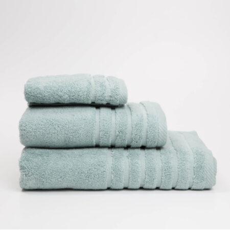 Toalla don algodón 100% algodón 600gr color agua