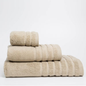 Toalla don algodón 100% algodón 600gr color niebla
