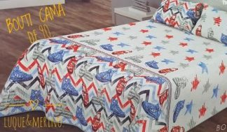 Bouti Zapatilla cama de 90.