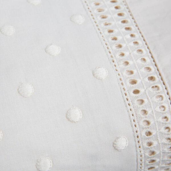 Juego de Sabanas 150 Hilos Vintage Lola Las sábanas vintage de don algodón te enamorarán.