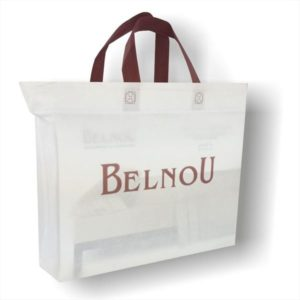 Bolsa de tela de regalo por la compra de un juego de sábanas belnou