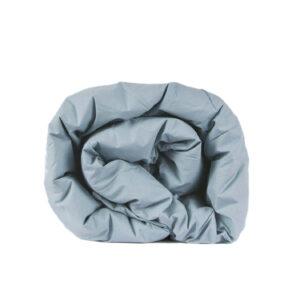 Funda nórdica de don algodón color azul